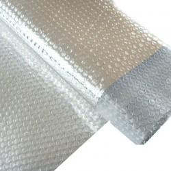 Bobina Plástico Burbuja Ligera - Laminado Kraft 1.2m x 150m