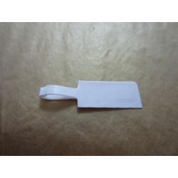 Etiqueta 60x18 Forma Especial Polipropileno Plástico
