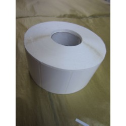 Etiqueta 53x33 Polipropileno Plástico
