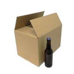 Caja 24 Botellines 1/3 37X25X24
