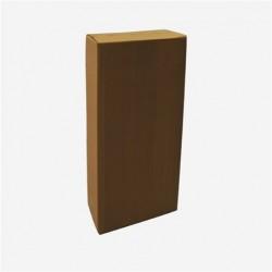 Cajas Cartón 28x15x71 Marrón
