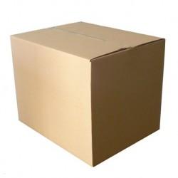 Cajas Cartón 50x40x40 Marrón