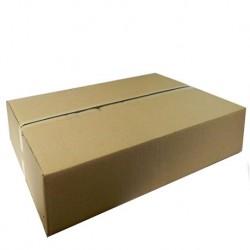 Cajas Cartón 66x46x11 Marrón.