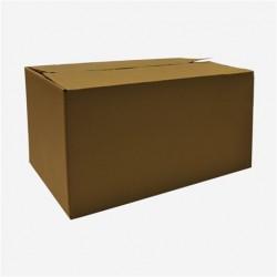 Cajas Cartón Doble Canal 60x40x30 Marrón