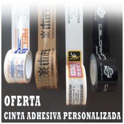 Oferta Especial Cinta Adhesiva Acrílico Alta Calidad Personalizada