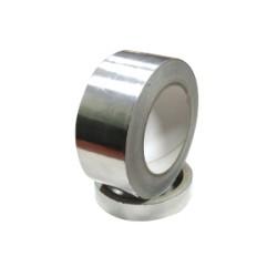 Cinta Adhesiva Soporte Aluminio 50µ
