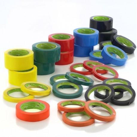 Cinta Adhesiva Color PVC 30/52µ