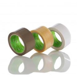 Cinta Adhesiva Premium HotMelt Polipropileno 28/49µ